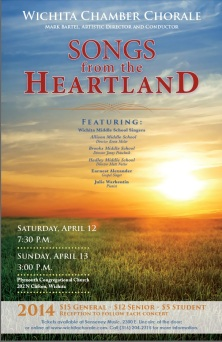 Songs from the Heartland poster final